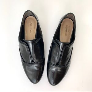 Pour La Victoire Moem Patent Leather Oxford Loafer